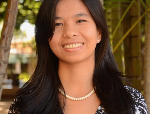 Harpswell Alumna Menghun Kaing Wins Award from the Asia Foundation