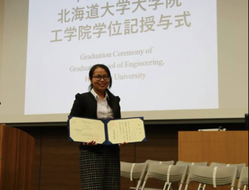 Kimleang Khoeurn, Harpswell '10, Earns PhD in Sustainable Engineering