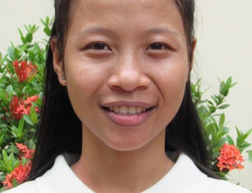 Harpswell Student Yary Keo Selected for Global Undergraduate Exchange Program