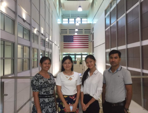 What it is Like to Intern at the U.S. Embassy in Cambodia